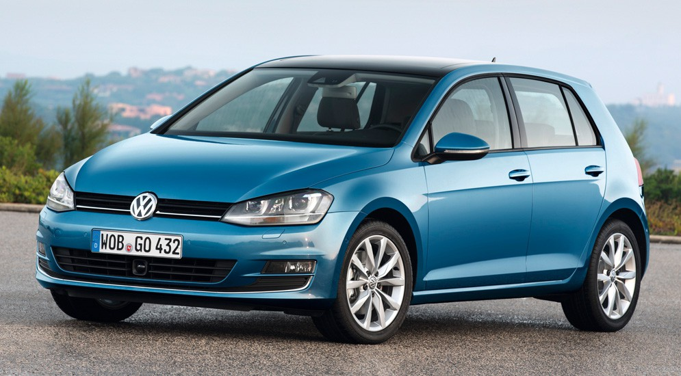 VW объявил отзыв почти двух тысяч авто, проданных в России