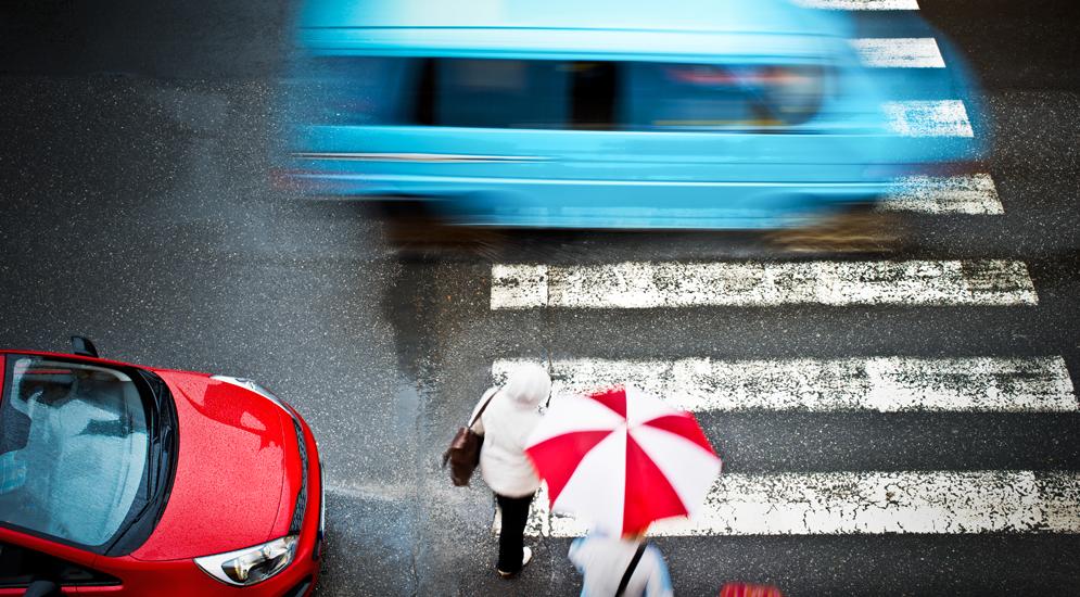 Возможно, скоро в России водители будут платить страховщикам по принципу Pay-as-you-drive