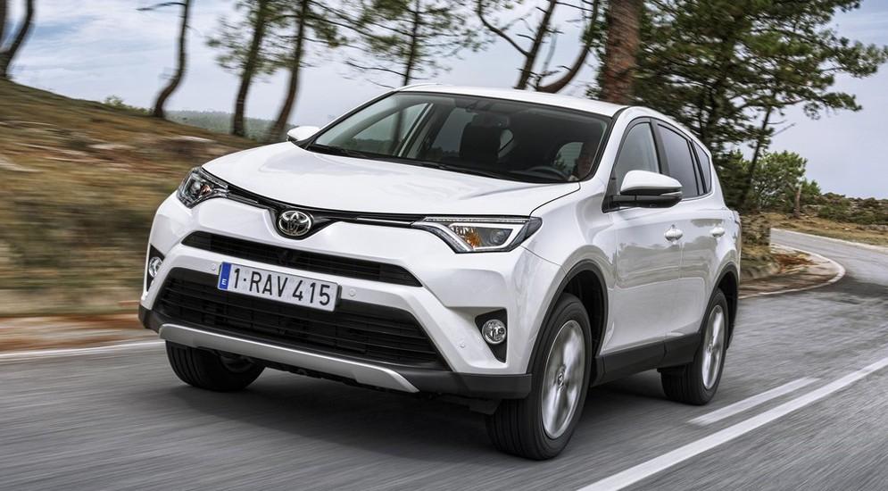 Питерский завод готов выпускать Toyota RAV4