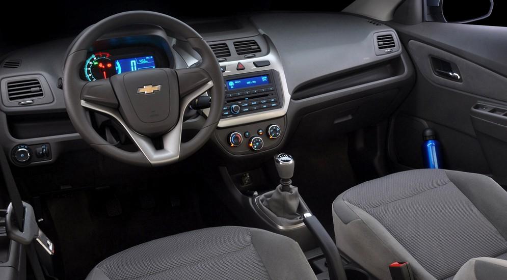 После рестайлинга Chevrolet Cobalt назовут... Ravon R4