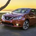 Nissan Sentra 2016 приехал в Лос-Анджелес заметно видоизмененным