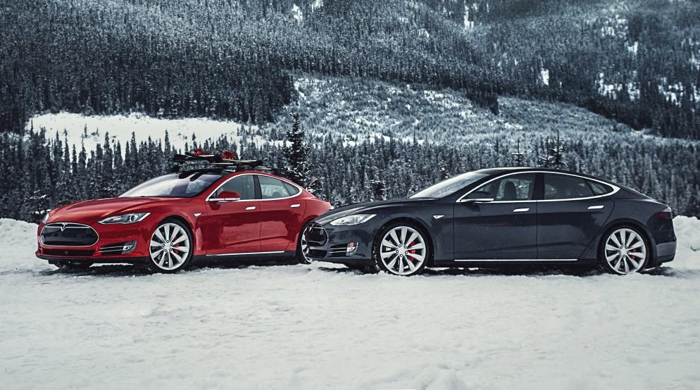 Девяносто тысяч Tesla Model S отзываются производителем