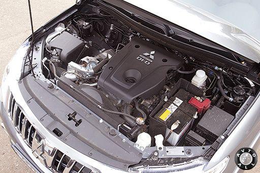 L200 двигатель
