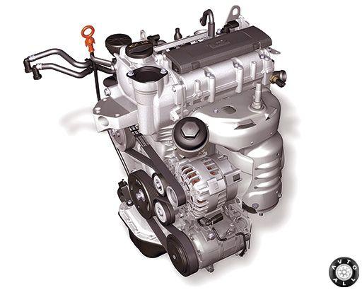 fabia 2 двигатель
