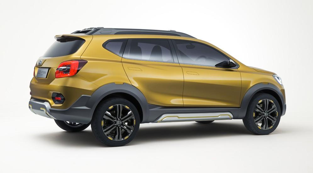 Datsun расширит модельную линейку кроссовером и хэтчбеком