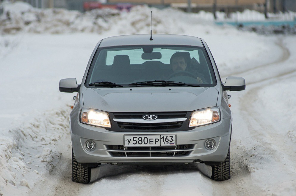 Lada Granta X-style: уже скоро на дорогах страны