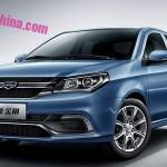 Китайцы провели рестайлинг бюджетного седана Geely GC6