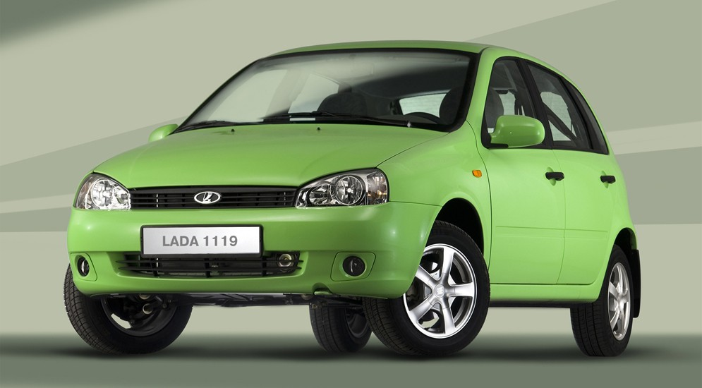 На платформе Lada Kalina скоро будет создан компакт-кроссовер