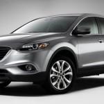 Японцы больше не будет продавать в России кроссоверы Mazda CX-9