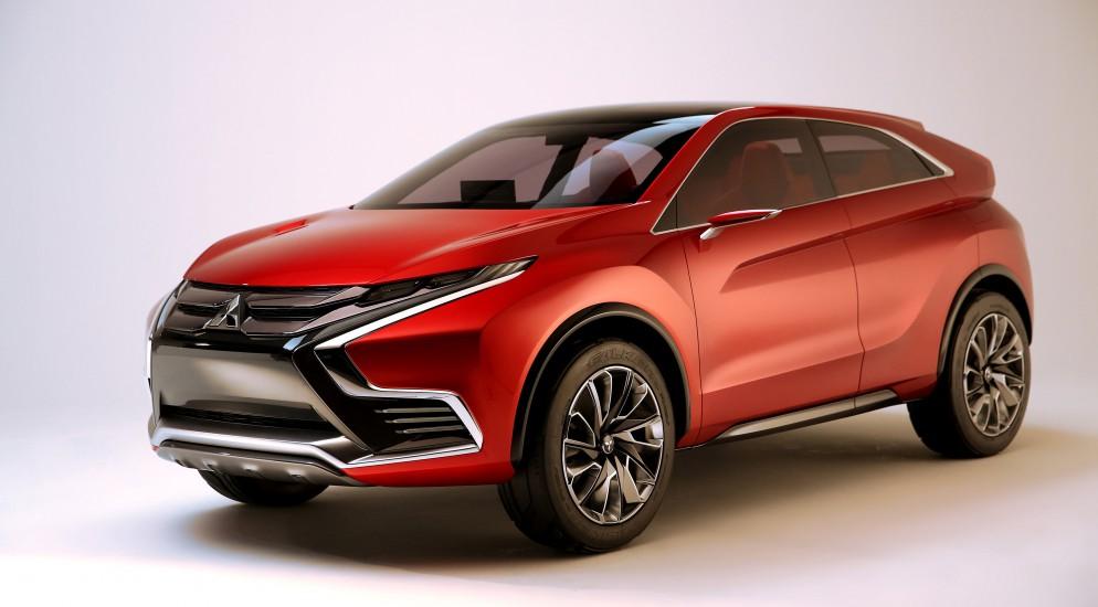 Mitsubishi собирается создать конкурента BMW X4