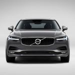 Шведы представили новый Volvo S90