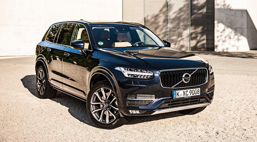 Volvo в России подорожает с января 2016 года