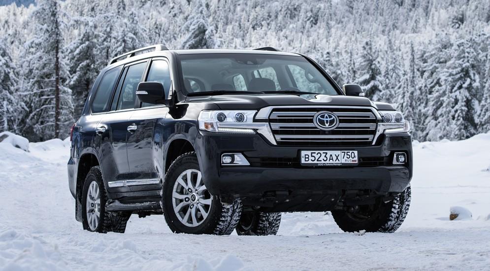 Toyota будет инвестировать в российский сегмент рынка