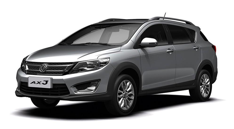 Скоро китайцы привезут в Россию новые паркетники и седан бренда DFM