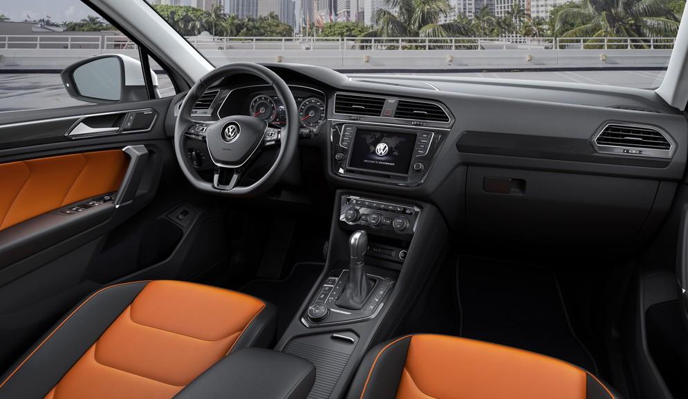 Volkswagen озвучил ценник на новопоколенный Tiguan