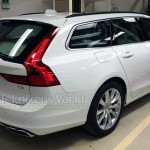 Фотошпионы рассекретили новый универсал Volvo V90