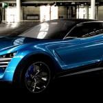 Японцы анонсировали концептуальную Toyota ViRA