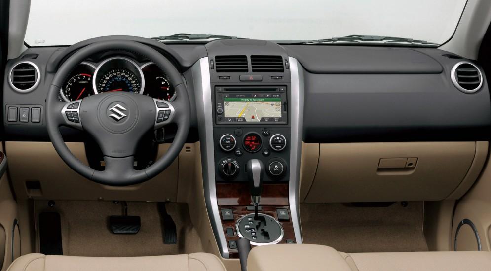 Самая продаваемая модель Suzuki в России - Grand Vitara