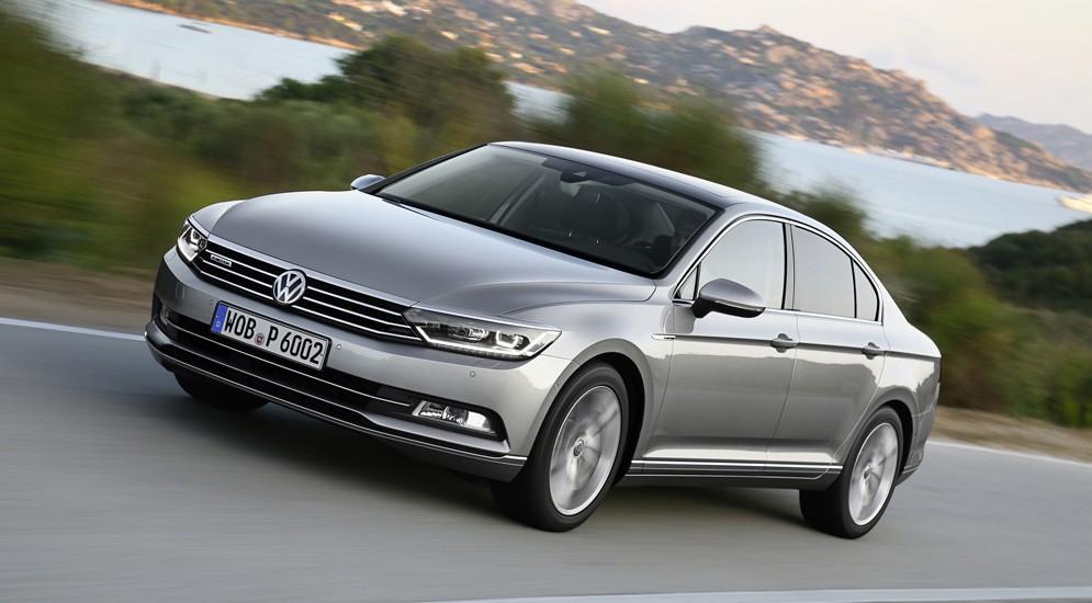Немцы удешевили Volkswagen Passat для российского авторынка