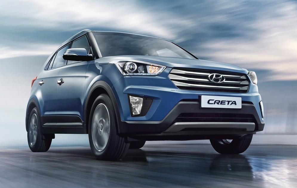 Корейцы назвали дату, когда они представят российский вариант Hyundai Creta
