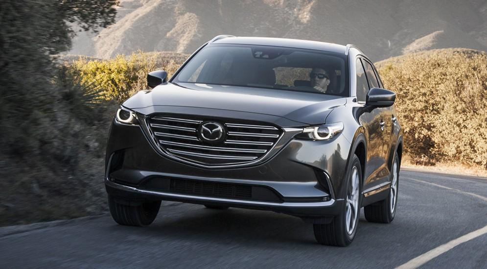 Японцы начали серийно производить новопоколенную Mazda CX-9