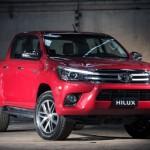 Подержанные Toyota Hilux практически не теряют в цене