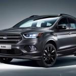 После рестайлинга Ford Kuga 2016 не узнать