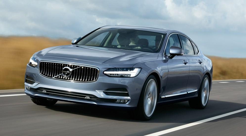 Шведы проведут презентацию универсала Volvo V90 раньше, чем хотели