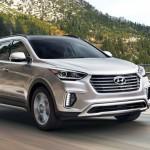 Корейцы представили рестайлинговый Hyundai Santa Fe 2017 на чикагском автосалоне