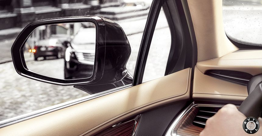 Cadillac XT5 зеркало заднего вида