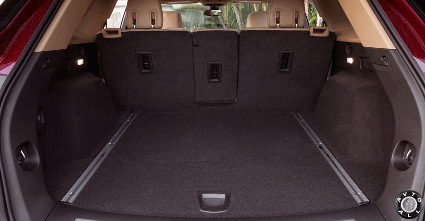 Cadillac багажник