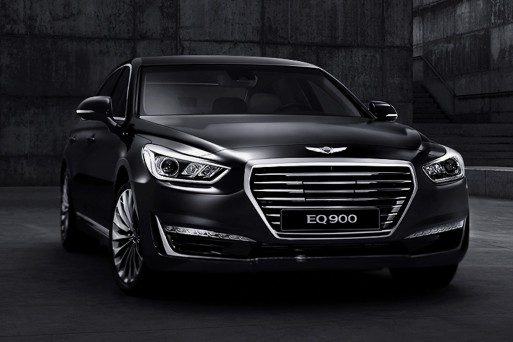 Корейцы выпустили в свет Genesis EQ900L