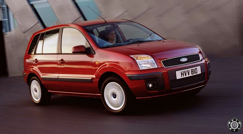 Ford Fusion с пробегом