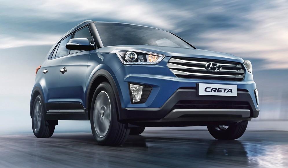 В Питере начали тестовую сборку нового корейского SUV Hyundai Creta