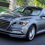 Беспилотный Hyundai Genesis получил номера от правительства Южной Кореи
