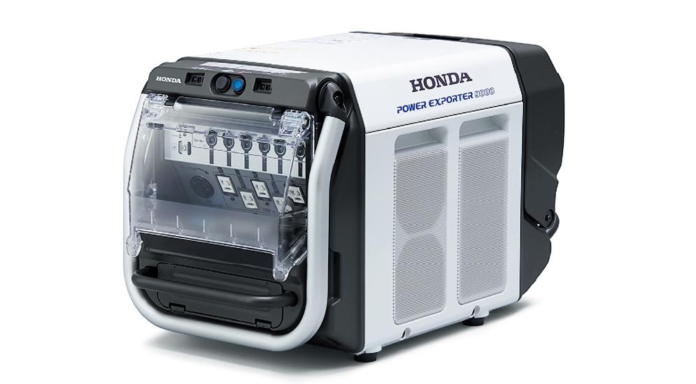 Японцы начали продавать водородную Honda Clarity у себя в стране