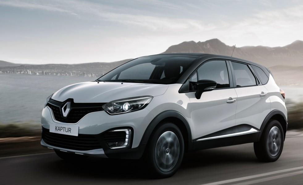 Новый французский кроссовер Renault Kaptur начали серийно выпускать в России