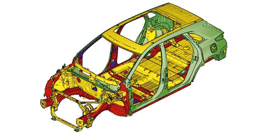 конструкция кузова