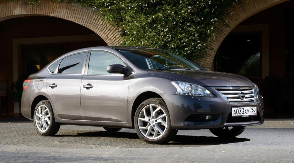 Nissan объявил о специальных предложениях на модели 2015 года