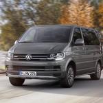 Фольксваген показал в Женеве новый Multivan PanAmericana