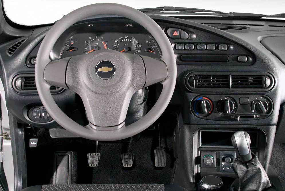 Сегодня стартовало массовое производство Chevrolet Niva в комплектации GL