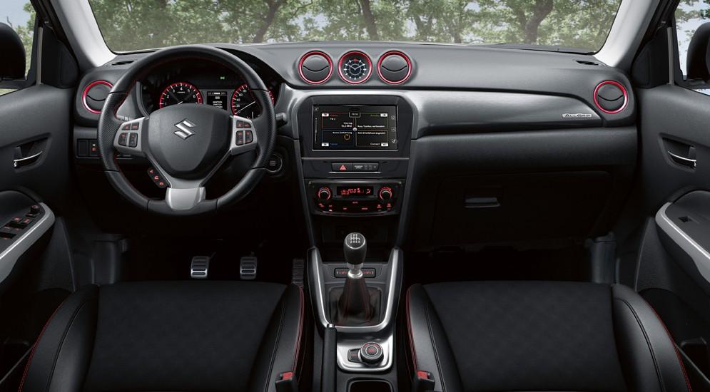 Новая версия Suzuki Vitara появится у нас в ближайшем апреле