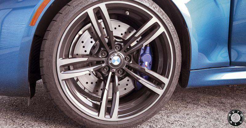 BMW M2 диски