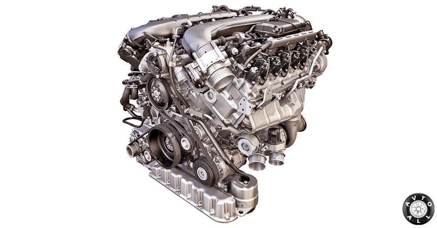 Engine Bentley Bentayga