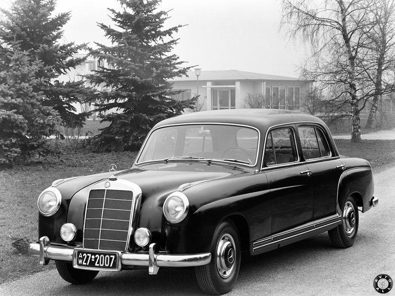Mercedes Benz-E Class W120