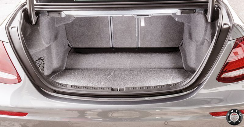 багажник W213