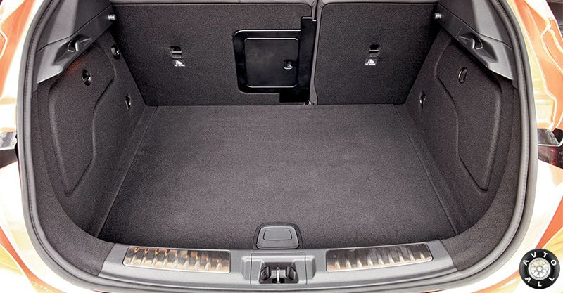 Багажник infiniti Q30