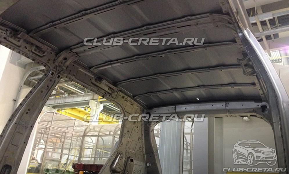 Новости о компакт-кроссовере Hyundai Creta российской сборки