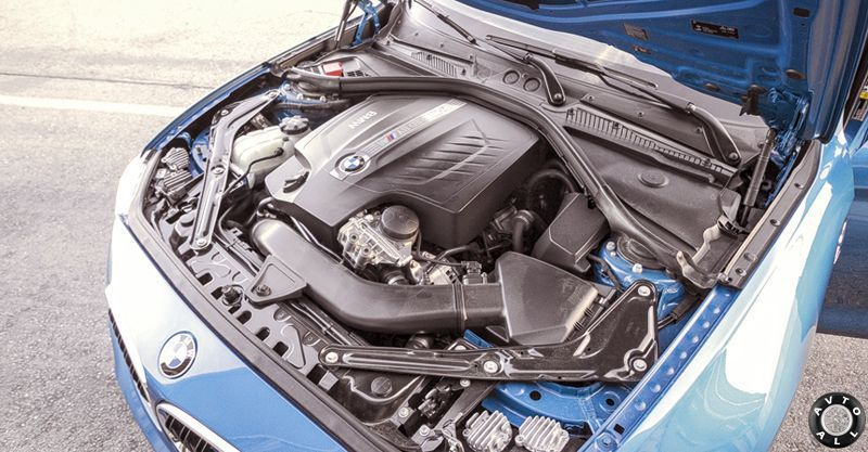 двигатель M2