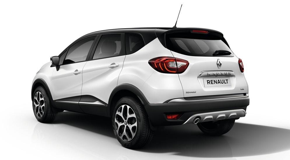 Озвучен предварительный прайс на SUV Renault Kaptur